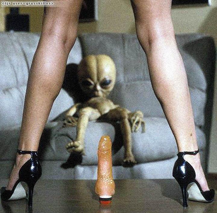 Обсудить в форуме. 1217. Продолжение поста Секс с инопланетянином