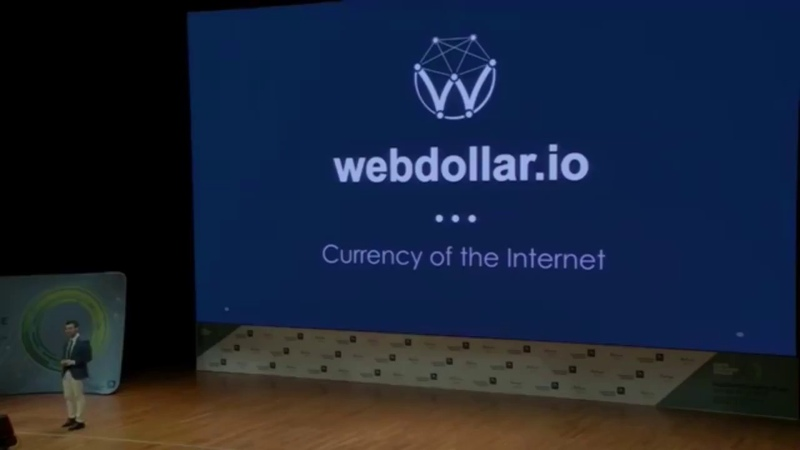 WebDollar talk Saudi Arabia Jeddah at King Abdullah University