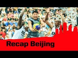 Tournament Recap - Beijing Masters - 2014 FIBA 3x3 World Tour