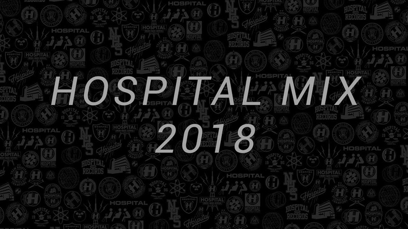 Hospital Records Mix 2018 (Mixed by Zhar)