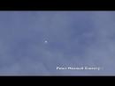 НЛО белого цвета пролетел над Мельбурном (Австралия) 20.11.2016