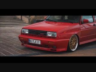 VW GOLF MK2 RALLYE | Sascha Sonnen | VWHome | Perfect Stance