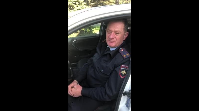 Начальник ОГИБДД Отдела МВД России по Кировскому городскому округу
