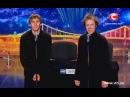 Сумасшедшие пантомимы от П.Саверьева и В.Бурлеева - Україна має талант-6 - Кастинг в Харькове