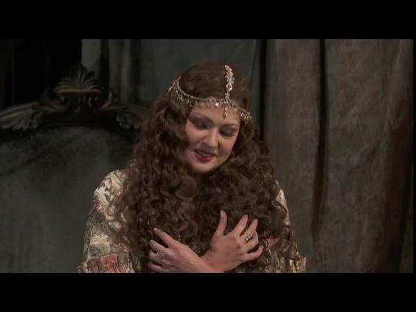 Adriana Lecouvreur Io Son Lumile Ancella - Anna Netrebko - Metropolitan Opera - 2019 (HQ)