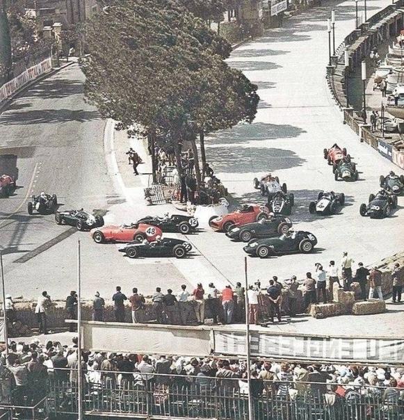 Фото гонки Formula 1