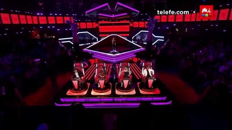 """La Voz Argentina on Instagram: """"El TeamMontaner tiene un nuevo participante: ¡Alejo Dueñas! LaVozArgentina 🎶 ¡Mirá su audición a ciegas! 🎵"""""""