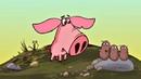 Поросёнок - Прикольные мультики Картошка и Морская свинка