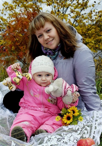 Ольга Милорадова, 14 сентября , Псков, id3114573