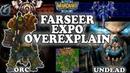 Grubby | Warcraft 3 TFT | 1.30 | ORC v UD on Last Refuge - Farseer Expo Overexplain