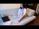 Японские педикюрные носочки SOSU
