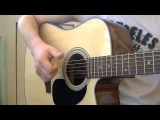I'll Fly With You  L' Amour Toujours - Sagi Rei - Chitarra Cover Tutorial Italiano