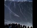 Бразилец оседлал 24 метровую волну и установил мировой рекорд Ничего круче вы сегодня уже не увидите