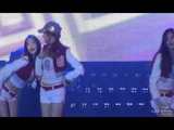 SNSD Fancam Tiffany mistake!! in 101013 KIKO кфк