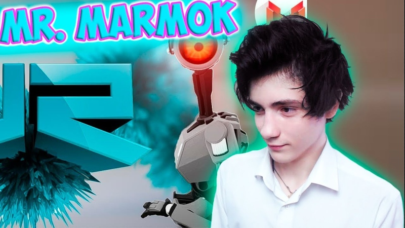 Mr. Marmok Проблемный робот (VR) Реакция | Мармок | Реакция на Проблемный робот (VR)