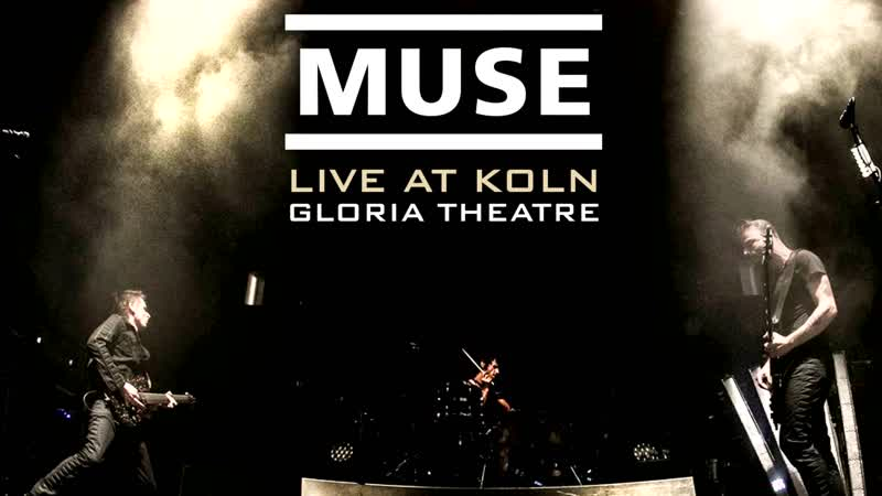 Muse - The Handler [Live at Gloria Theater, Germany 2015] Multicam HD