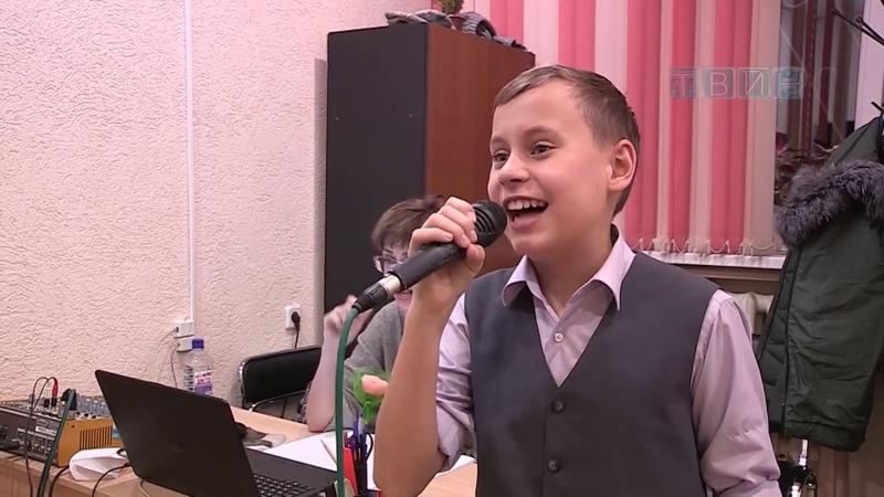 Зеленогорец станет участником слепых прослушиваний шоу Голос Дети