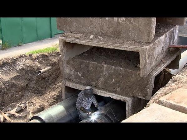 Почти 60 тысяч человек остались без воды в Темрюкском районе Кубани
