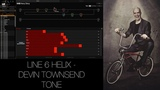Devin Townsend Tone - Line 6 Helix