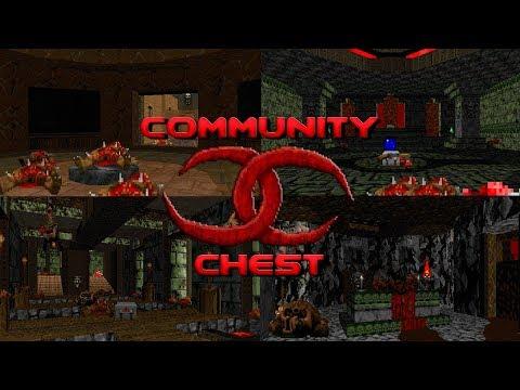 Маневрируем в Community Chest DWP (с Iron Droog)