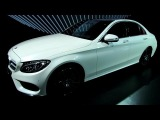 2015 Mercedes-Benz C-Class C400 4Matic - Exterior and Interior Walkaround - 2014 New York Auto Show