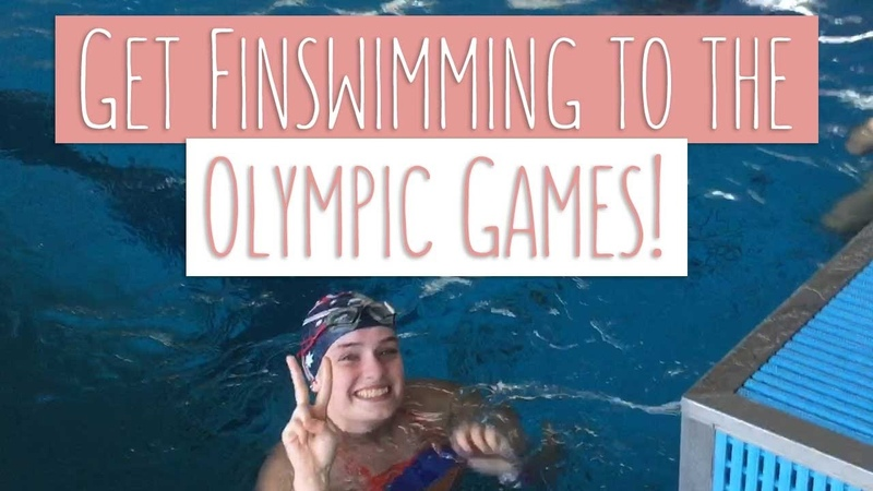 Get Finswimming to the Olympic Games