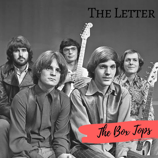 The Box Tops альбом The Letter