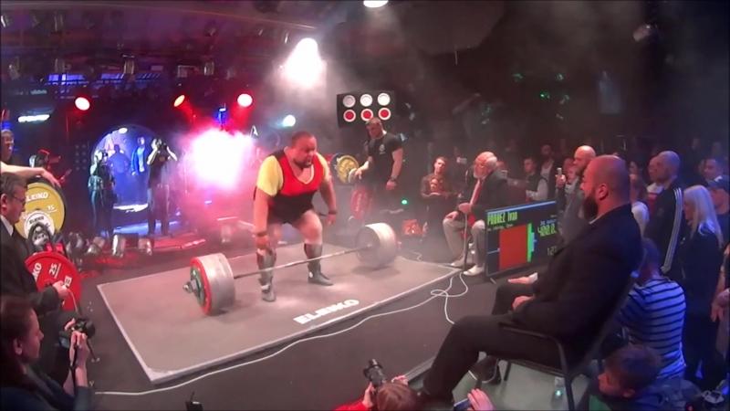 Прогресс Подрез Ивана в становой тяге от 250 кг до 417.5 кг