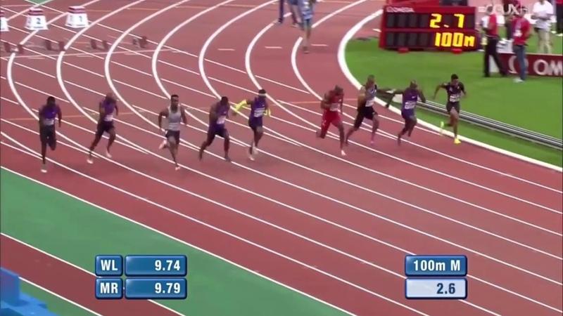 Usain Bolt Yohan Blake Justin Gatlin Asafa Powell Tyson Gay Motivatio