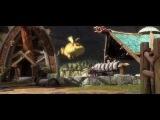 Как приручить дракона 2 - Фильм о фильме #1 (Full HD 1080p)