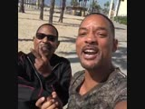 Will Smith and Martin Lawrence confirm BadBoys3 is officially happening! - -
