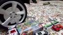 Давим игрушки на Китайском мерседес геленваген