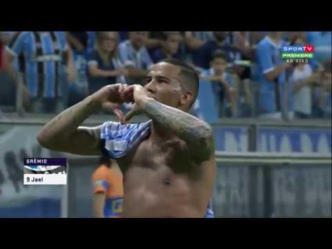 Grêmio 3 x 0 Novo Hamburgo - Gols   HD