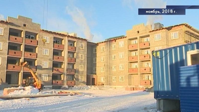 В Губкинском в 5 раз увеличат темпы строительства жилья 12