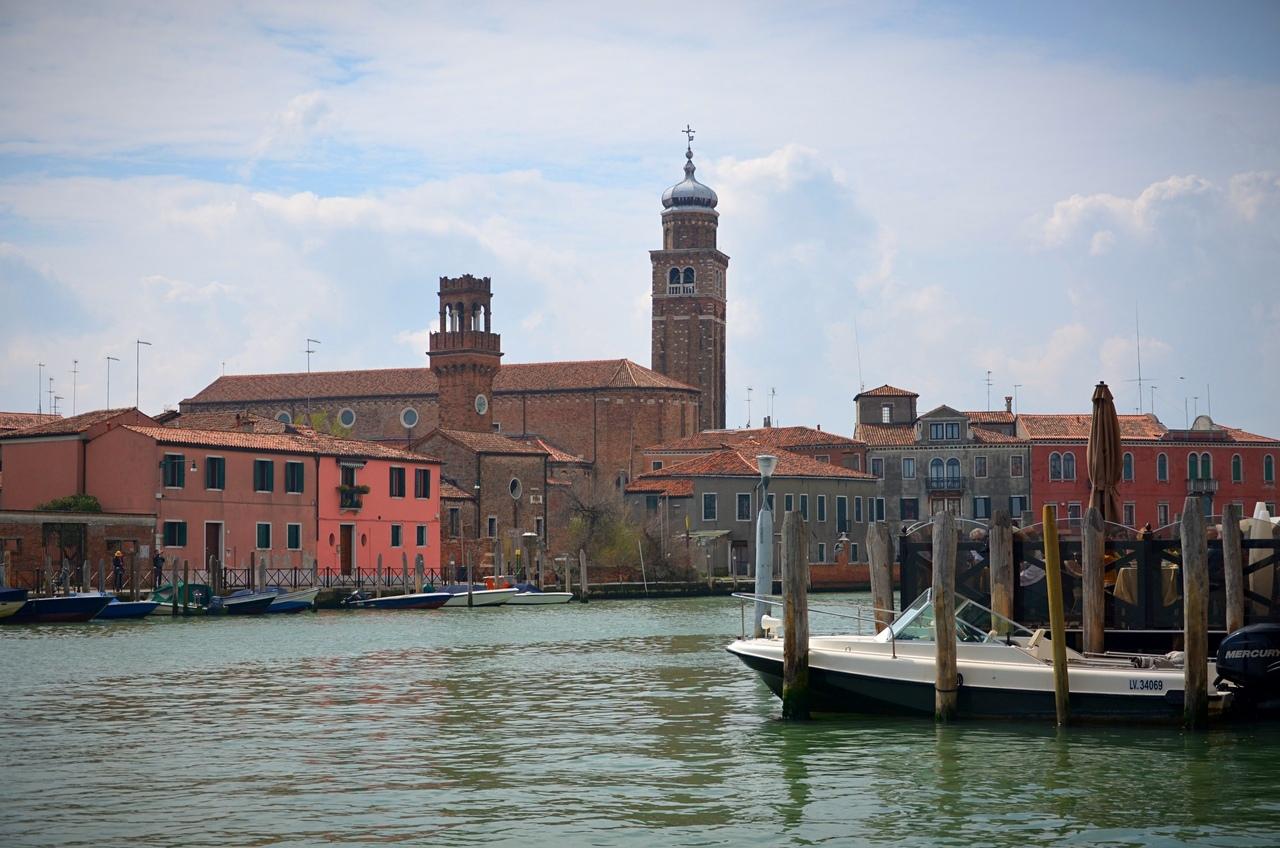 eKMqUeC1scU Мурано остров в Италии (Венеция).