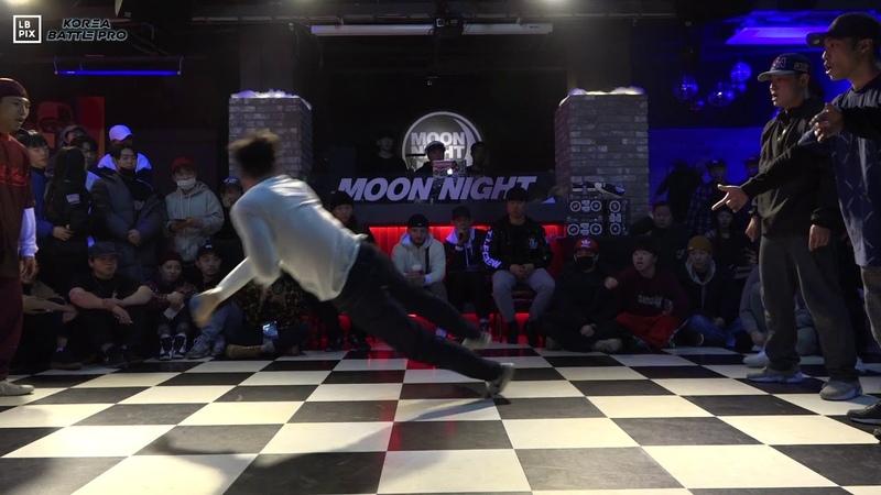 SOUL BUNRZ vs FUSION MC|Crew Final @ KOREA BATTLE PRO 2019|LB-PIX
