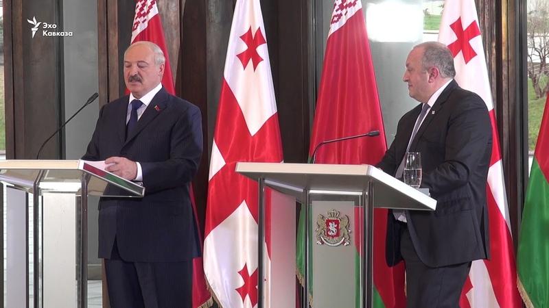 Лукашенко: Мы помним, что мы братья, что мы жили в одном доме