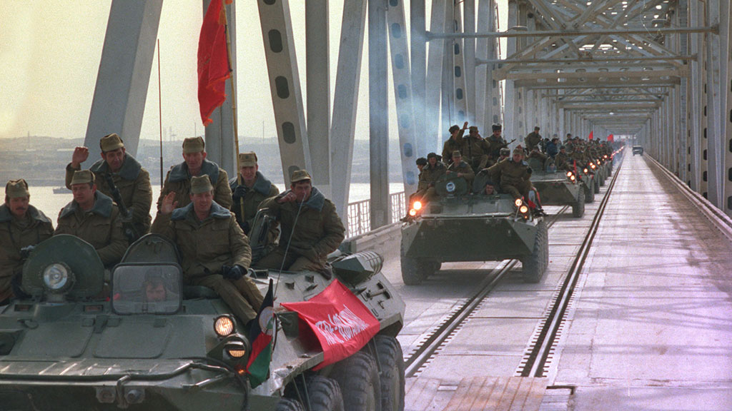 15 февраля в Курске отметят 30-летие вывода советских войск из Афганистана