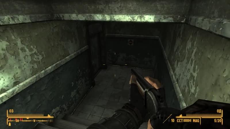 [Джек Шепард] Fallout New Vegas - Прохождение 2