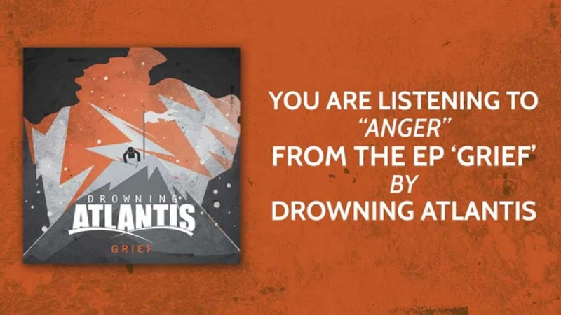 Drowning Atlantis 02 Anger Ft Matt Banks Grief EP