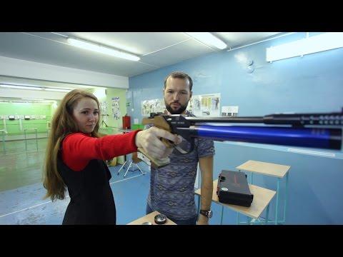 СпортИнфо с Мариной Жабо. Пулевая стрельба