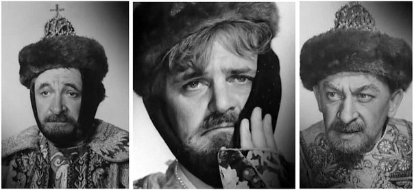 25 редких архивных фотопроб советских актеров: ↪ Невероятно круто! Это стоит посмотреть