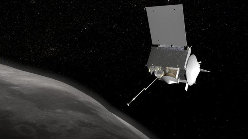 OSIRIS-REx – долгожданное рандеву с астероидом Бенну