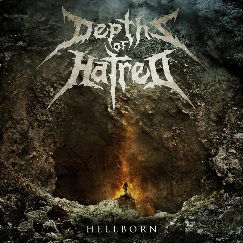 Depths Of Hatred - Hellborn (2014)