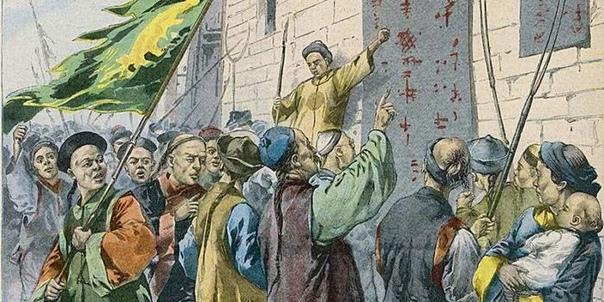Мастера кунг–фу против западных армий эпохи стимпанка