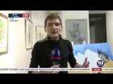 Украина на парижском Биеннале - 112 минут Андрей Дрофа