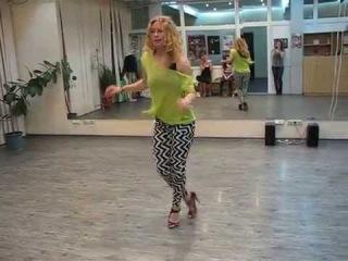 Natalie Karnaukh NY lady style 13.05.2014
