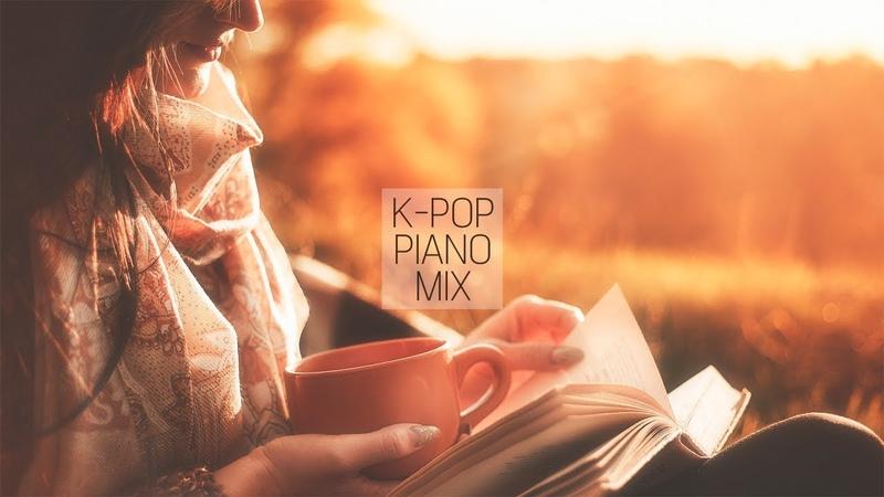 한국 가요 피아노 모음 1시간 연속 재생 K-POP Piano 1Hour Mix | 월간 신기원 11월 | Piano Cover 피아노 커