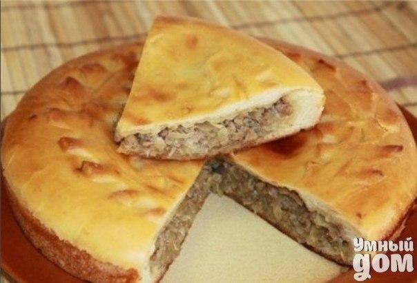 Заливное тесто для пирога на майонезе рецепт