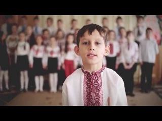 Школяр заспівав пісню